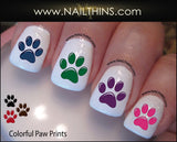 Greyhound Nail Decal Dog Nail Designs by NAILTHINS