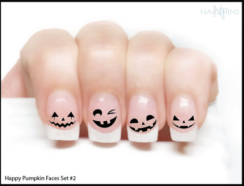 ... Bat Nail Decals Scary Bats Nail Art Halloween Vampire Nail Art by  NAILTHINS - Bat Nail Decals Scary Bats Nail Art Halloween Vampire Nail Art By