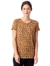 Load image into Gallery viewer, Leopard Tee by Alternative Apparel