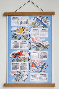 2021 Stay Home Club Birds Print
