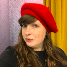 Load image into Gallery viewer, Fuzzy Beret