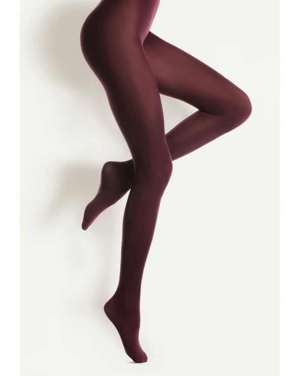 Opaque Tights (4 Colours)