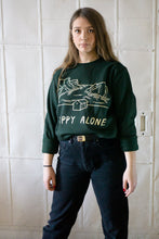 Load image into Gallery viewer, Happy Alone Sweatshirt