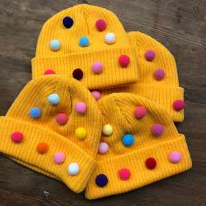 Kiddo PomPom Toque