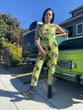 Load image into Gallery viewer, Nooworks Checkered Ladies Overalls
