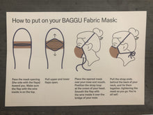 Load image into Gallery viewer, Baggu Masks