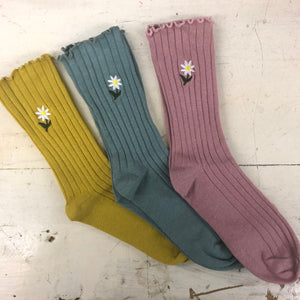 Daisy Daze Sock Pack