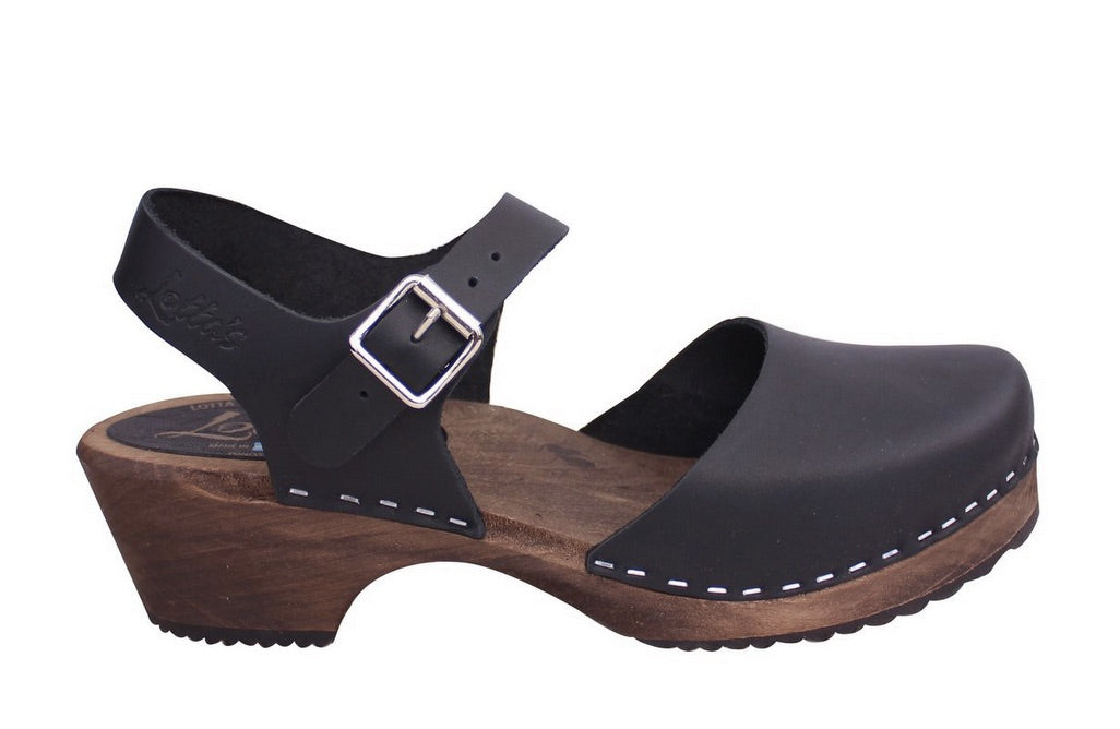 Lotta Clogs: Low Wood (4 Colours)