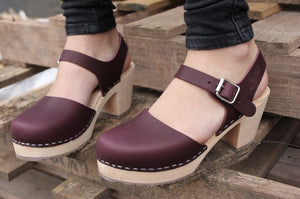 Lotta Clogs: High Wood (6 colours)