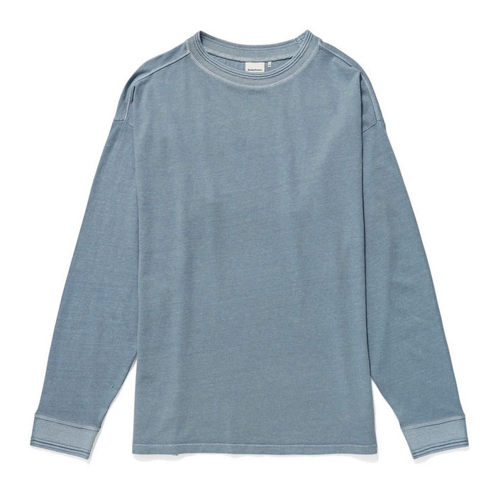 Men's Relaxed Long-Sleeve Pullover by Richer Poorer