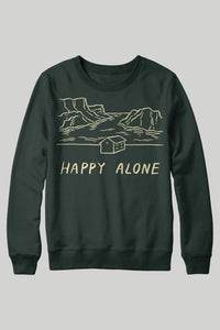Happy Alone Sweatshirt