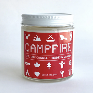 Candle: Campfire