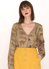 Load image into Gallery viewer, Colonel Mustard Midi Skirt