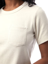 Load image into Gallery viewer, Recycled Cropped Pocket Tee by Alternative Apparel (2 colours)