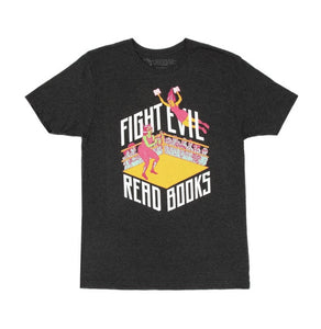 Fight Evil, Read Books Tshirt