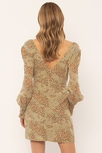Wildest Dream Mini Dress