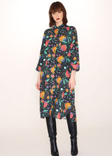 Load image into Gallery viewer, Bombay Nights Buttoned Dress