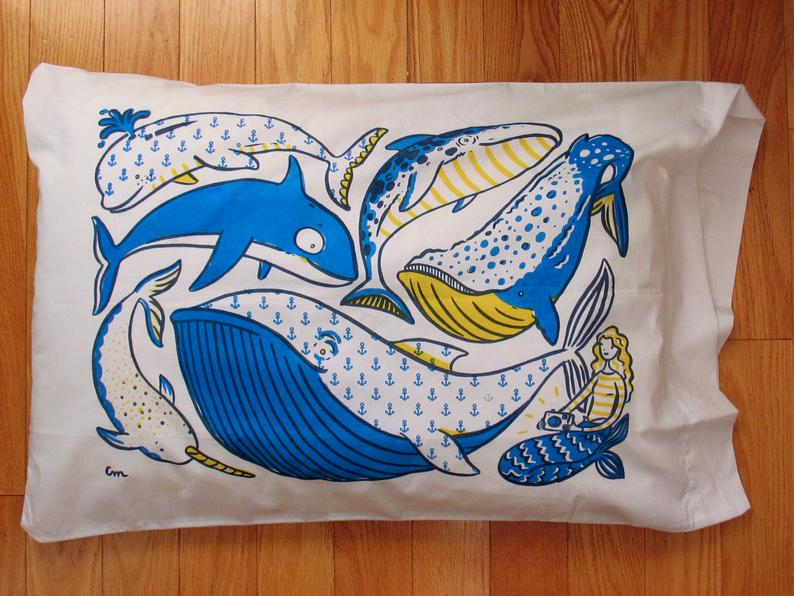 Underwater Dreams Pillowcase