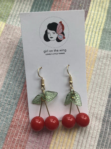 Little Hanging Cherries