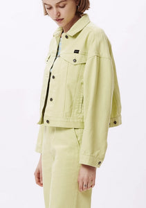 Lemonade Stand Cropped Jacket