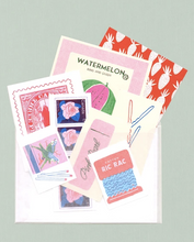 Load image into Gallery viewer, Lucky Dip Risograph Mystery Pack