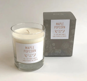 Candle: Maple Popcorn