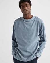 Load image into Gallery viewer, Men's Relaxed Long-Sleeve Pullover by Richer Poorer