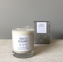 Load image into Gallery viewer, Candle: Tobacco Bergamot