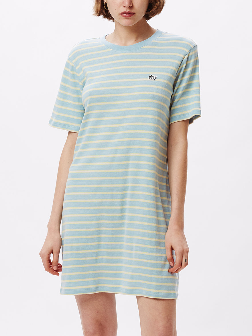 Blue Sky T-shirt Dress