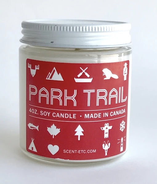 Candle: Park Trail