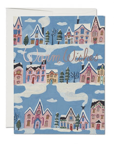 Boxed Set of 8 Holiday Cards