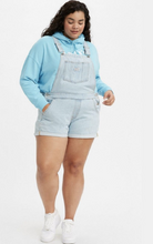 Load image into Gallery viewer, Plus-Size Levi's Shortall: Light Blue
