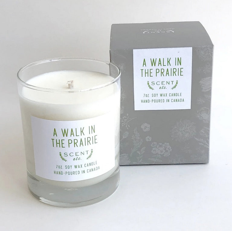 Candle: A Walk in the Prairie