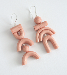 Rookie Earrings by Tsunja