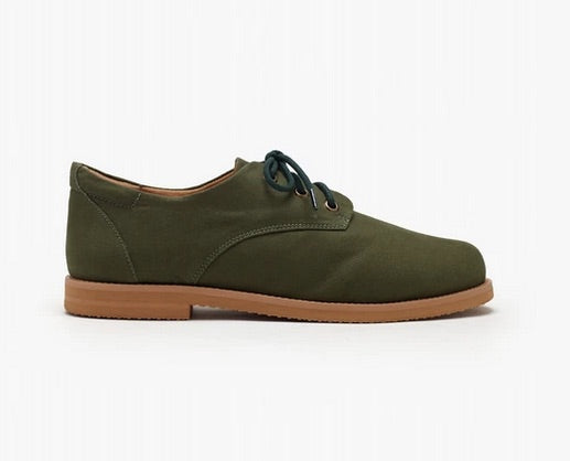 Insecta Sustainable Oxfords- Sage