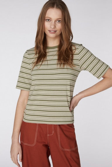 Froggy Striped Tee