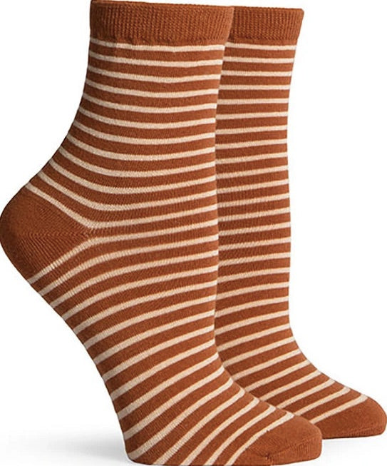 Striped Everyday Sock (4 Colours)