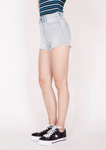 Obey Slasher Denim Shorts