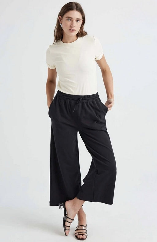 Terry Wide Leg Pant by Richer Poorer