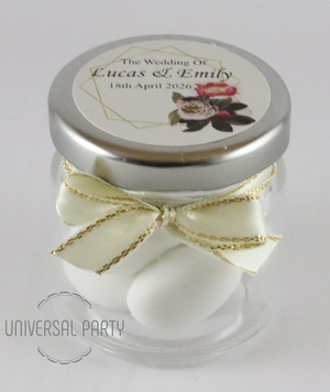 Sugared Almonds Bombonieres Favours Wedding