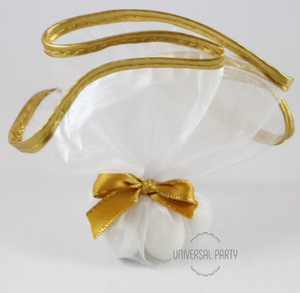 Tulle Sugared Almonds Wedding Favours Bombonieres