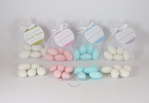 sugared almonds favours bombonieres