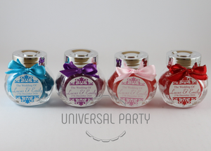 personalised jelly beans party favour
