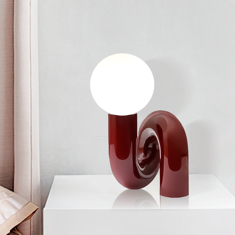 Nordic Table Lamp Beside Nightstand Lamp For Bedroom