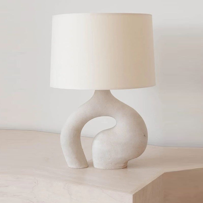 Nordic Art Table Lamp Bedroom Bedside Lamp