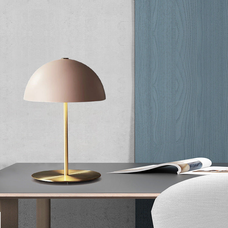 Chic Mushroom Table Lamp Study Desk Lamp