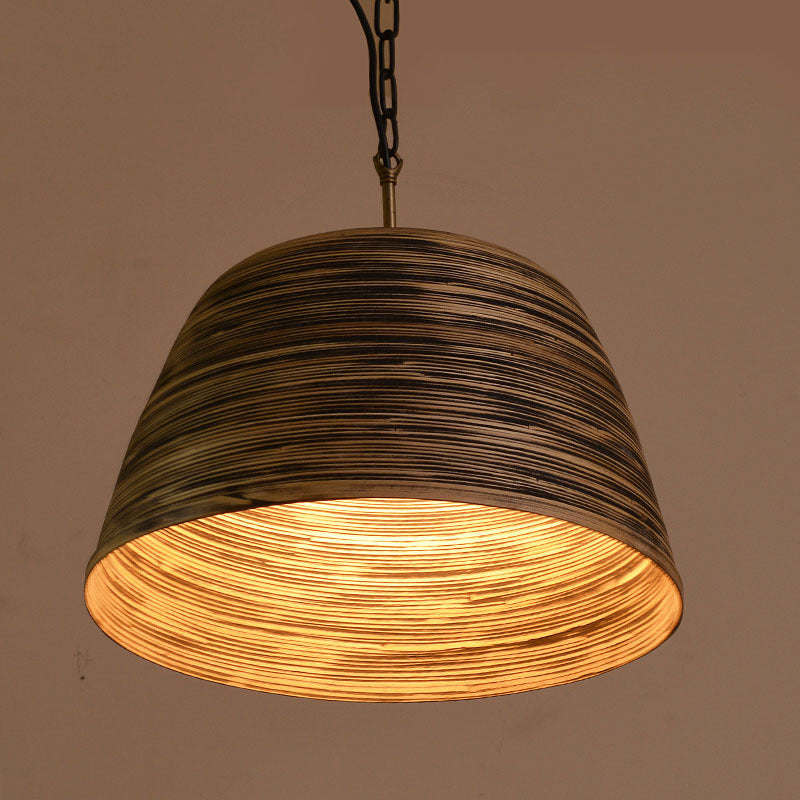 Bamboo Chandelier Home Decor Pendant Lamp Shade