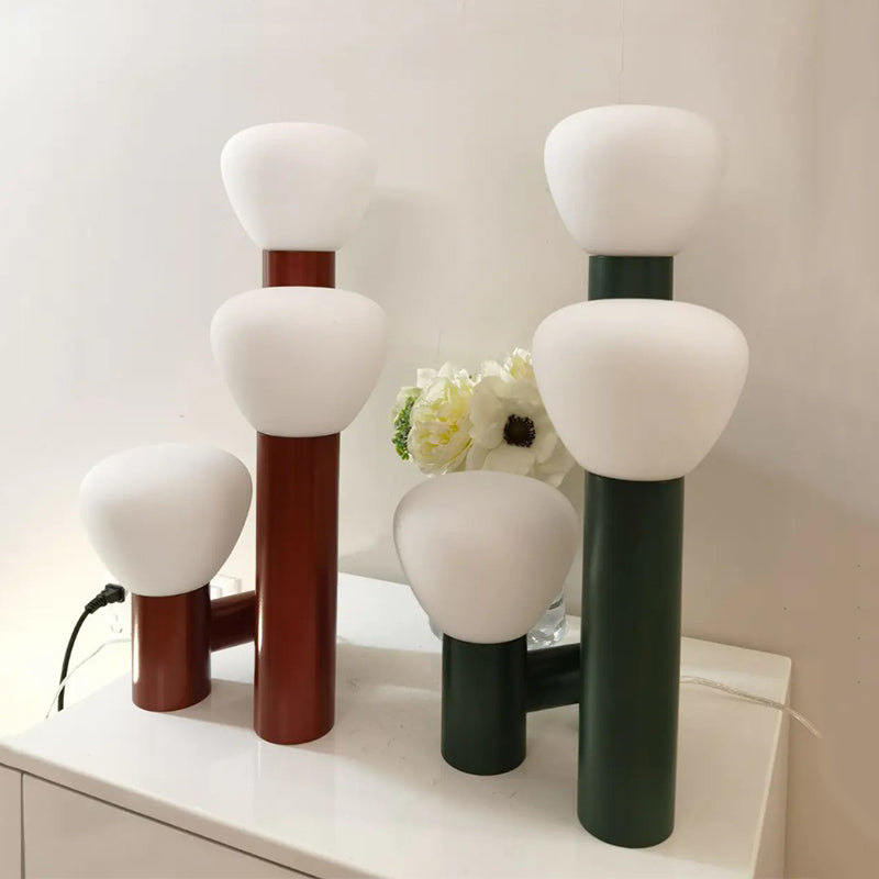 Design Color Art Table Lamp For Bedroom