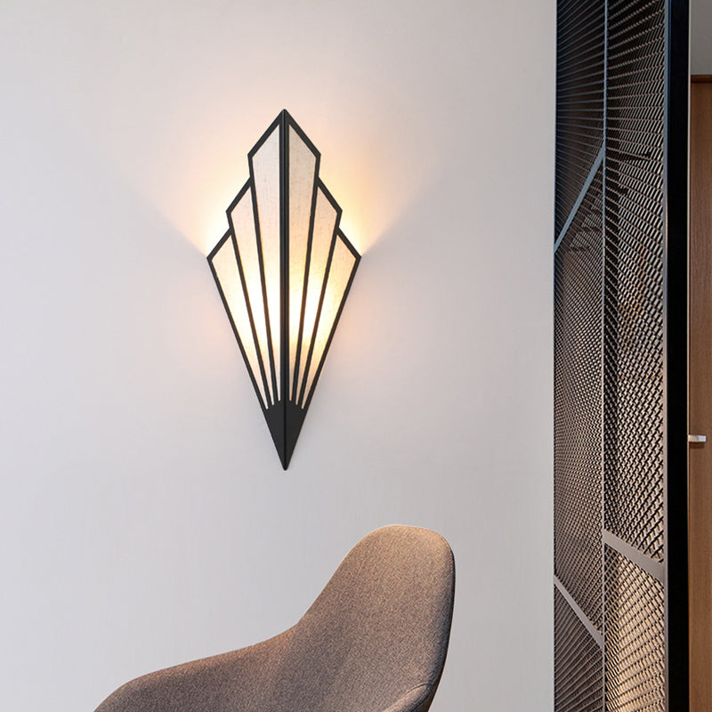 Nordic Fan-shaped Wall Lamps Interior For Home Decor
