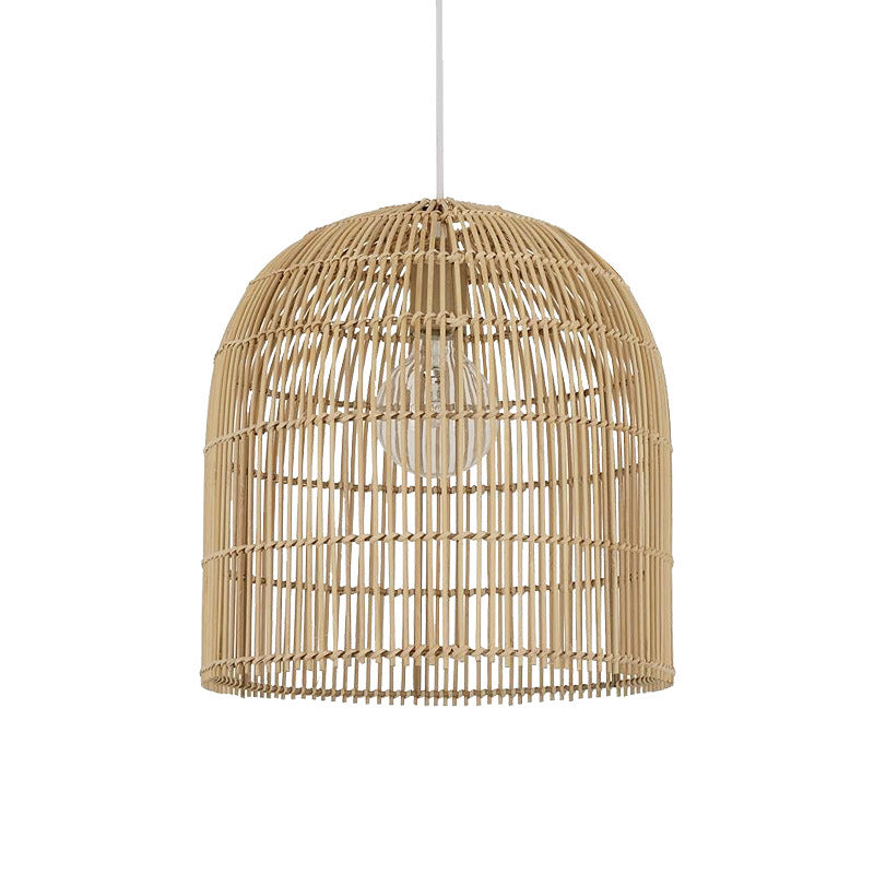 Rattan Lantern Lampshade Wedding Decoration Chandelier